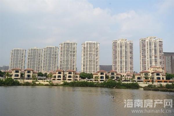 翠屏凤凰水城实景图